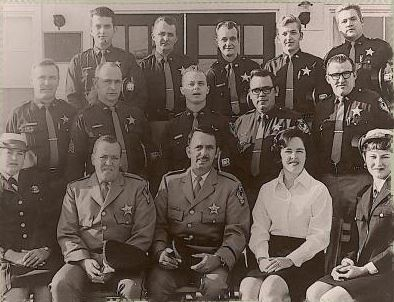 Department Personnel 1966