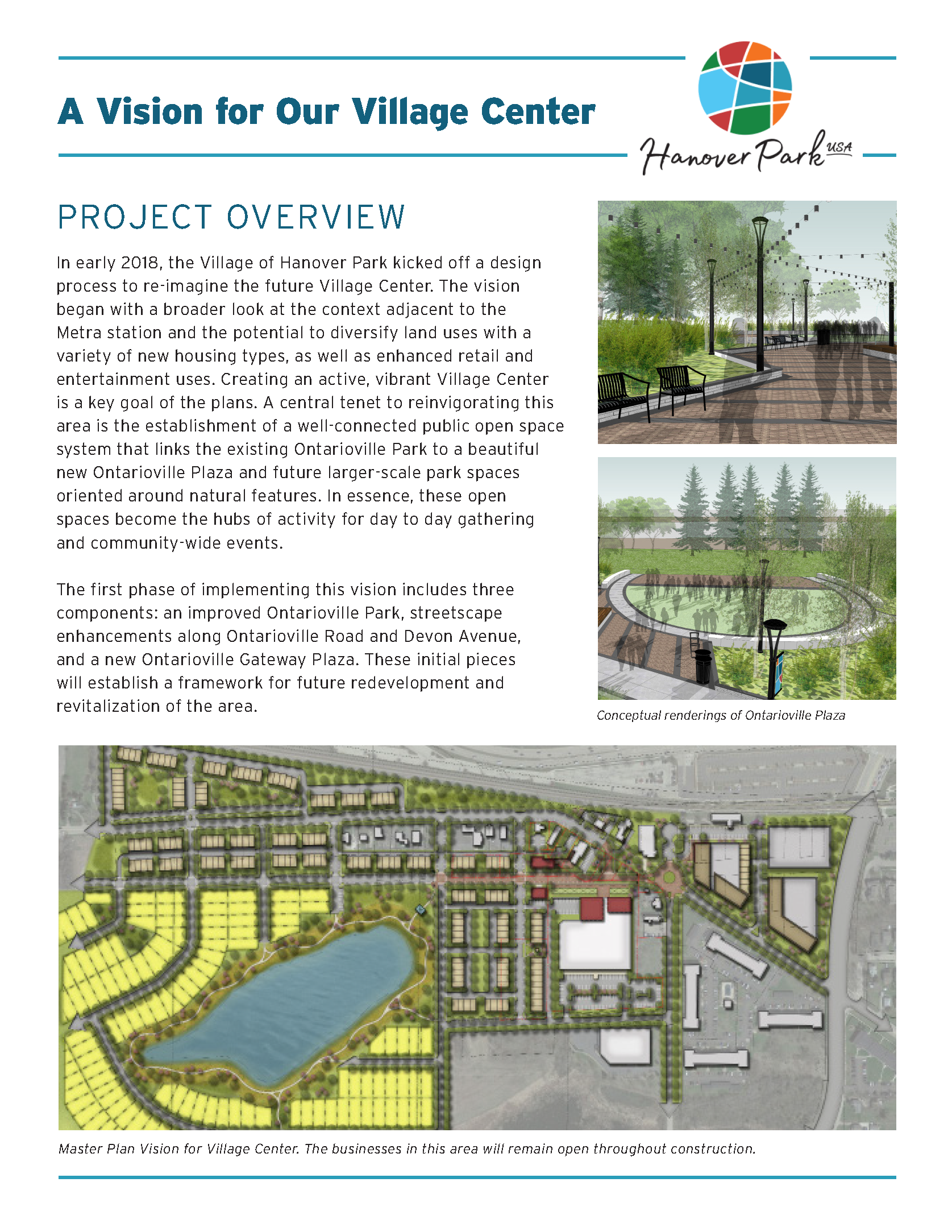 Village Center Project Overview