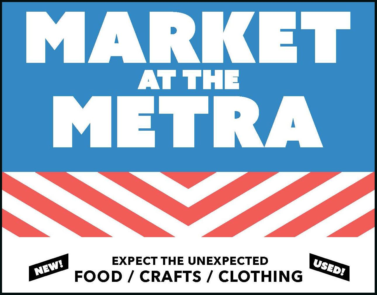 Market at the Metra Generic Flyer