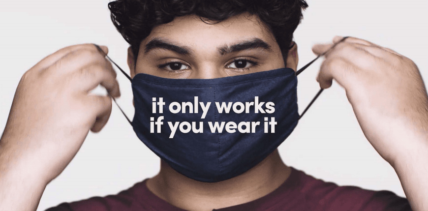 only works if you wear campaign photo